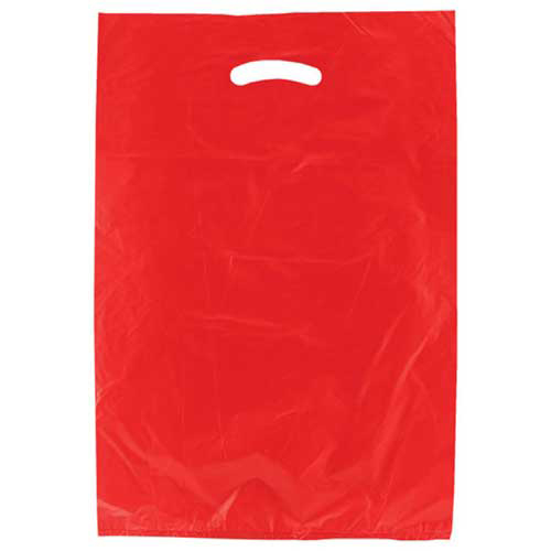 Hi-Density Plastic Bags - Colors