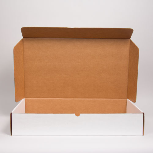 Tuck-Top Corrugated Mailing Boxes