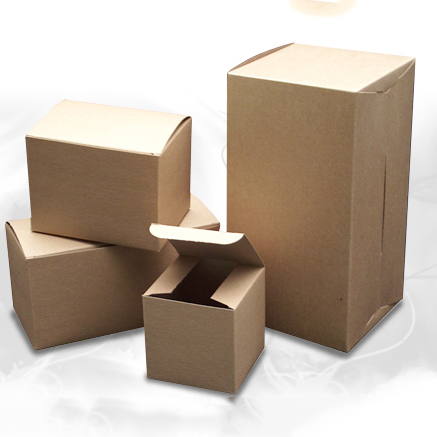 Gift Boxes - Natural Kraft