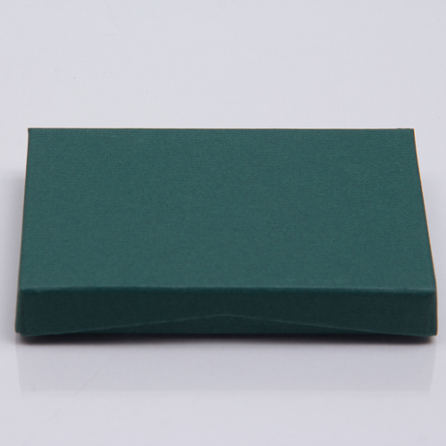 4-5/8 x 3-3/8 x 5/8 FOREST MATTE GIFT CARD BOX WITH POP-UP INSERT