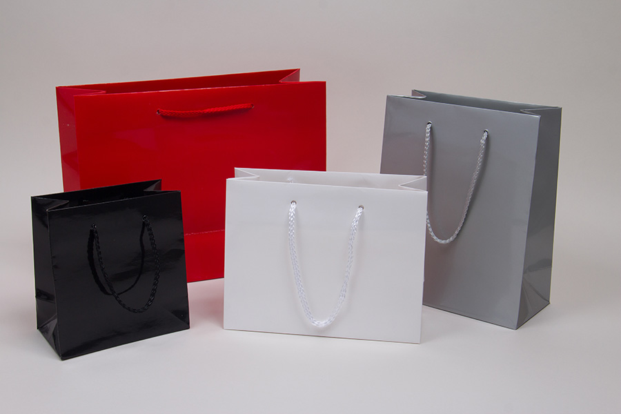 MC - Eurotote Shopping Bags - Gloss Color