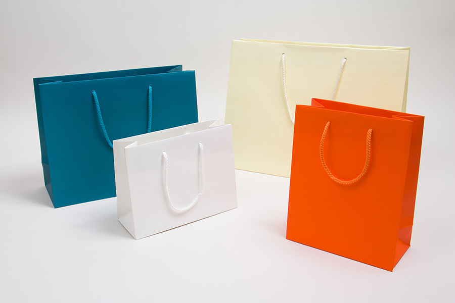MC - Eurotote Shopping Bags - Matte Color