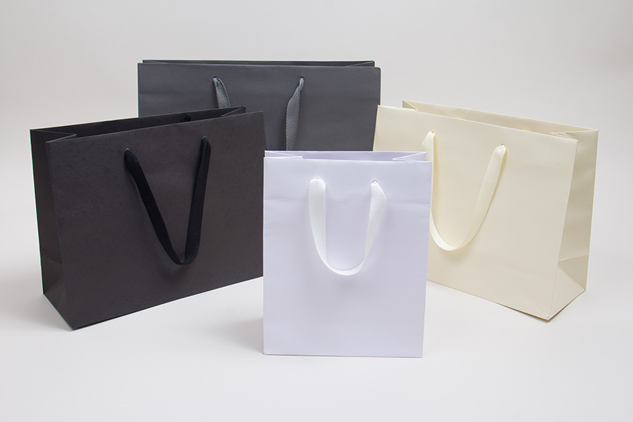 MC - Eurotote Shopping Bags - Matte Tinted