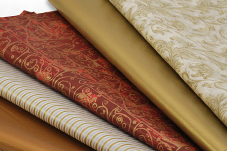 Tissue Paper - Metallic Finishes