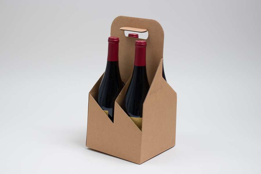 Open Style Bottle Carriers