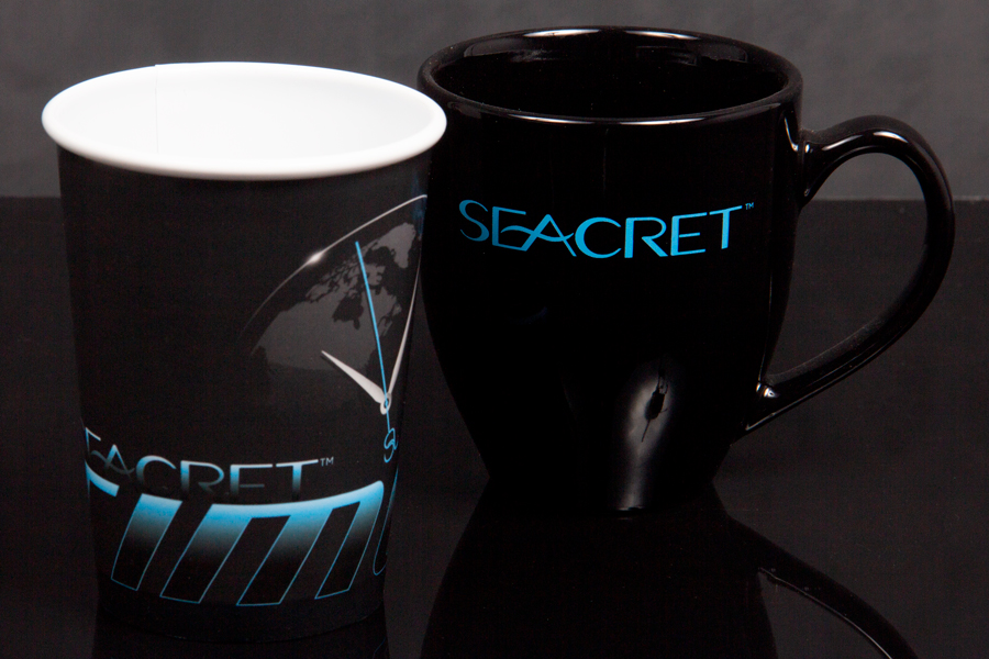 Seacret Spa Cup and Mug