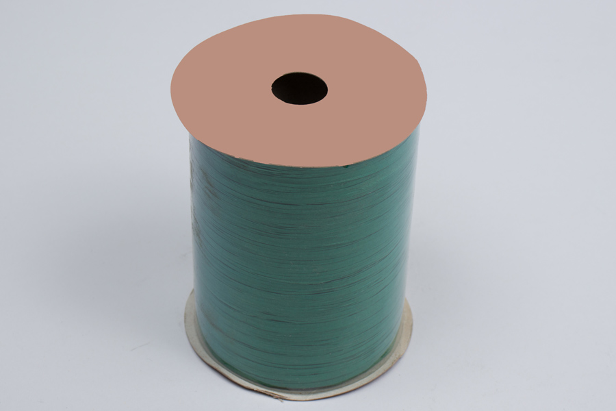 100YD HUNTER GREEN PAPER RAFFIA