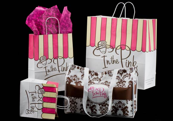 Custom Gift Bags | Personalized Gift Bags – Morgan Chaney