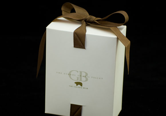 Gift Box Specialty Packaging Printed Custom Logo Design