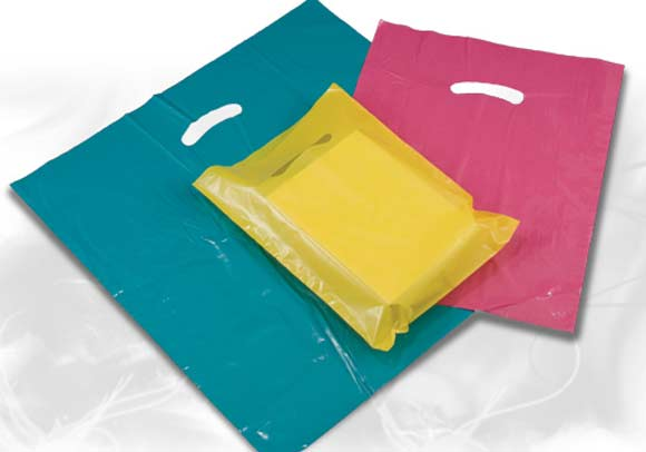 Plastic Shopping Bags Custom Printed – Morgan Chaney