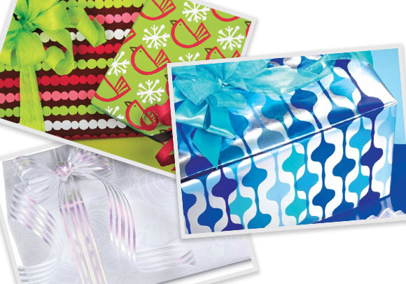 In-Stock Gift Wrapping Paper, Custom Printed Gift Wrap