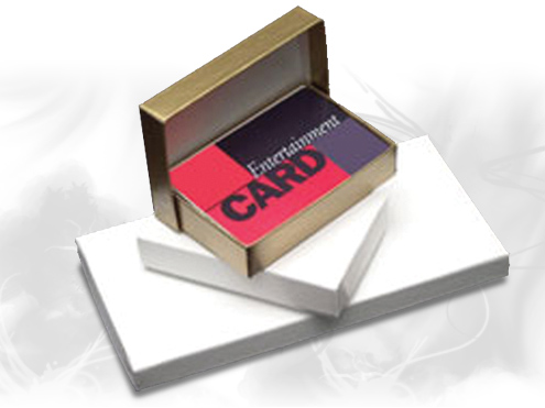 Clearance Item - Gift Certificate Boxes