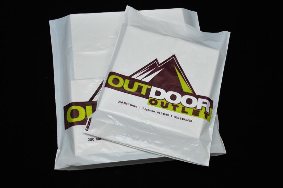 Custom Printed Plastic Merchandise Bags Amp Mailing Envelopes