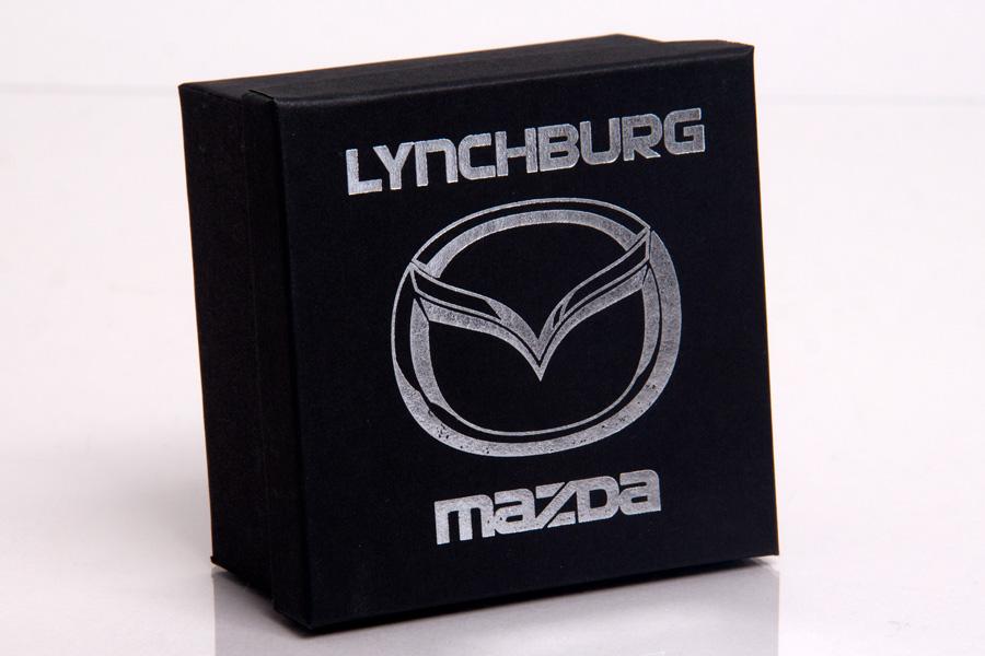 Semi Custom Printed Jewelry Boxes With Hot Stamp Printing   Lynchburg Mazda