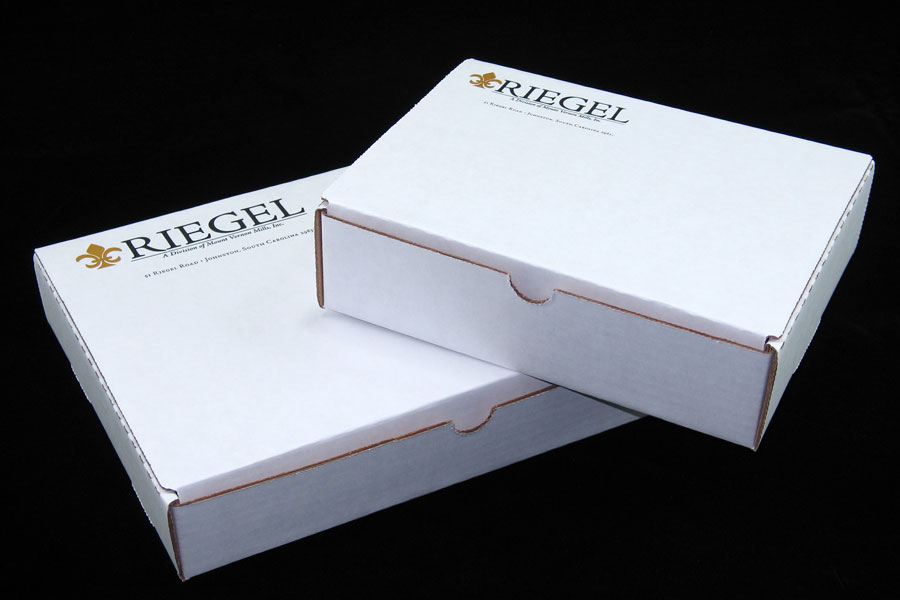 Custom Corrugated Shipping Box - Rigel