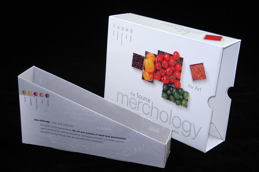 Custom Printed Box and Sleeve - Merchology
