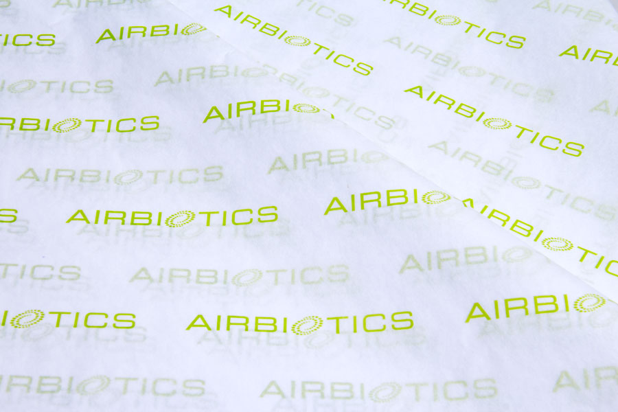 Custom Printed Tissue Paper for Marketing - Aribiotics