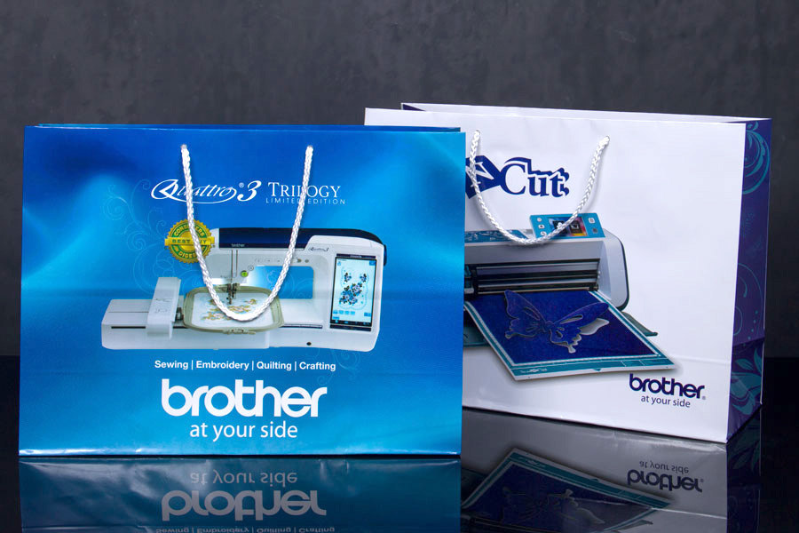 Custom Digital Printed Eurototes for Marketing - Brother International