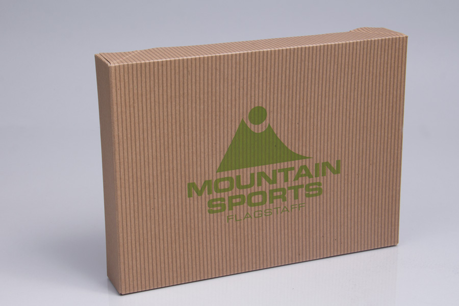 Semi-Custom Ink Print  Apparel Boxes - Mountain Sports