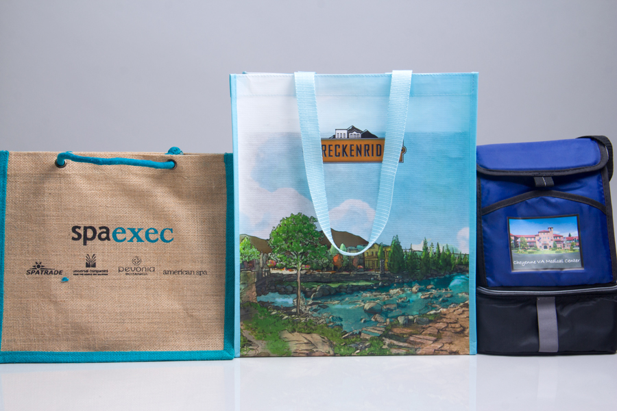 Custom Printed Reusable Bags
