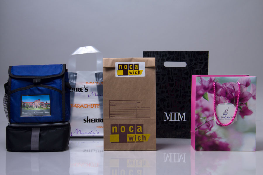 Custom Printed Packaging Bags