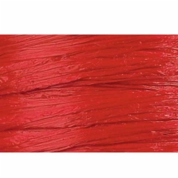 100YD RED MATTE WRAPHIA