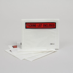 4.5 x 5.5 ADHESIVE PACKING LIST ENVELOPES