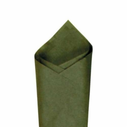 20 x 30 OLIVE GREEN TISSUE PAPER