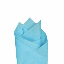 20 x 30 SKY BLUE TISSUE PAPER