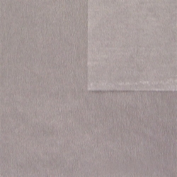 20 x 30 SILVER TWO-SIDED METALLIC TISSUE PAPER