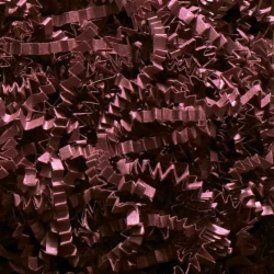 10 LB. BURGUNDY CRINKLE CUT PAPER SHRED