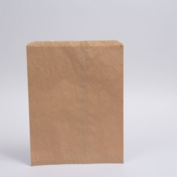 14 x 3 x 21 NATURAL KRAFT PAPER MERCHANDISE BAGS