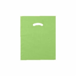 12 x 15 CITRUS GREEN SUPER GLOSS PLASTIC BAGS