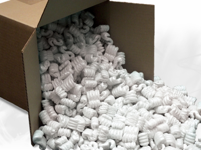 Image result for styrofoam peanuts