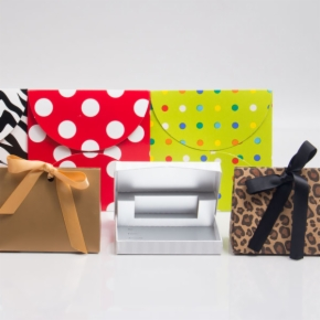 Gift Card Boxes and Folders