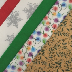 20 x 30 HOLIDAY TISSUE PAPER - TIS THE SEASON VARIETY PACK