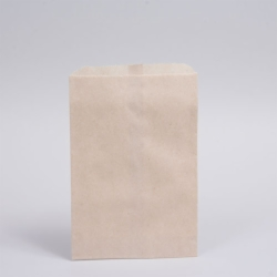 14 x 3 x 21 OATMEAL PAPER MERCHANDISE BAGS - ***CLOSE-OUT***