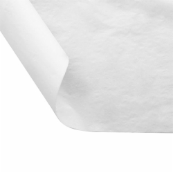 12 x 10.75 FOOD SAFE TISSUE BASKET LINERS 18# DRY WAX - WHITE