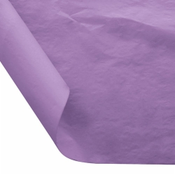 12 x 12 FOOD SAFE TISSUE BASKET LINERS 18# DRY WAX - GRAPE