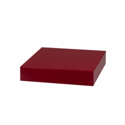 8 x 8 RED GLOSS HI-WALL BOX LIDS