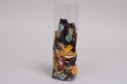 2.6 x 1.9 x 10.25 CLEAR PLASTIC CANDY BAGS