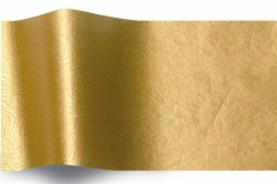 20 x 30 EMBOSSED GOLD SWIRL TISSUE PAPER