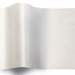 20 x 30 WHITE PEARLESENCE TISSUE PAPER