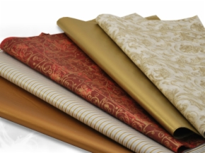 Tissue Paper Precious Metals Solids and Prints