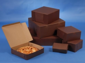 Bakery Boxes - Chocolate