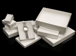 Jewelry Boxes - White Gloss