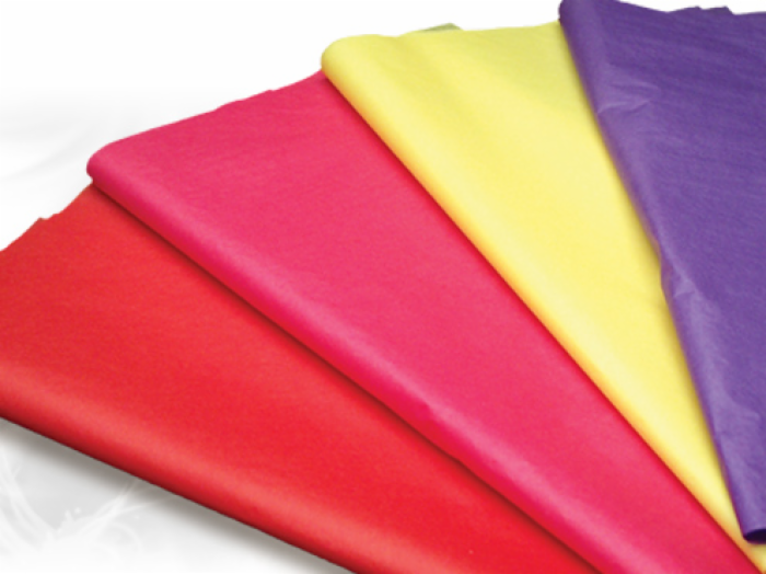 SatinWrap Tissue Paper - Solid Colors